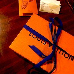 Louis Vuitton Damier Skully